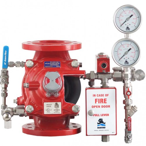 Fireprotection Valves